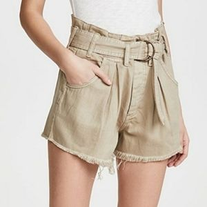NEW $98 Free People See You Sometime Cut Off Short